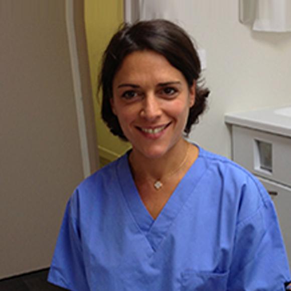 Dr Caroline Ournac