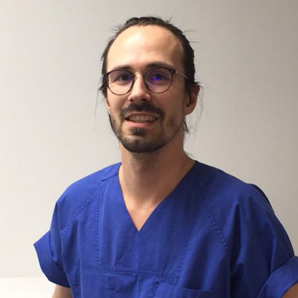 Dr Paul Arthur Guyot