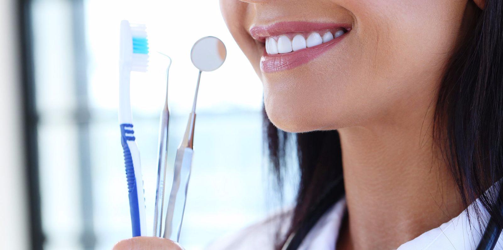 visite de controle dentiste