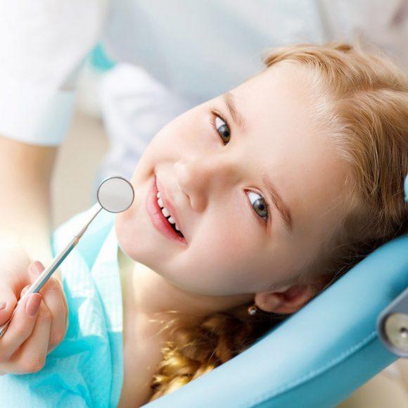 Les dents de l'enfance à l'adolescence