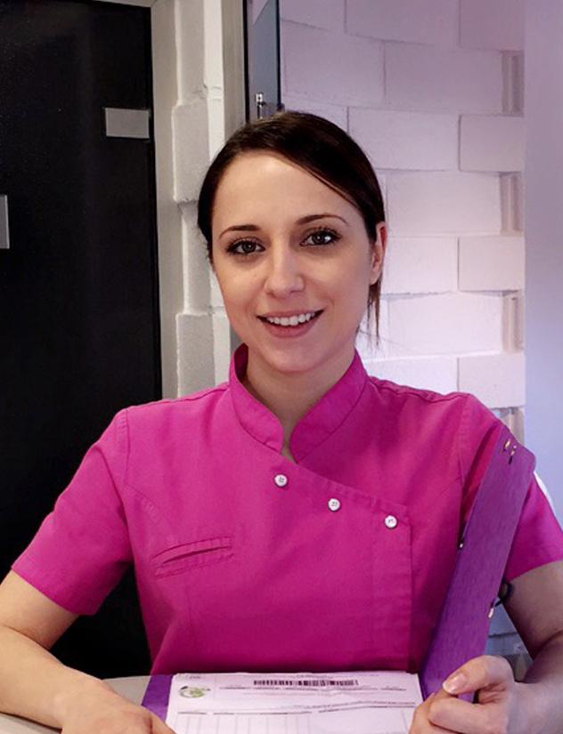 Angelique - Assistante dentaire