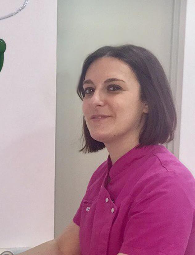 Marion - Assistante dentaire